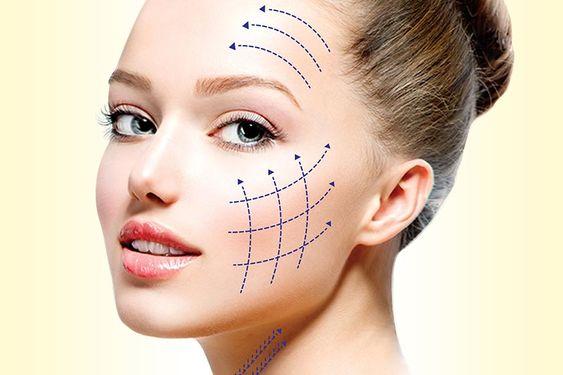 Hilos tensores flacidez del rosto